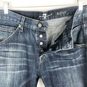 7 For All Mankind Austyn Denim Jeans